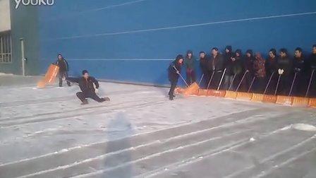 小班音乐扫雪设计意图