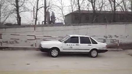 坡道定点停车