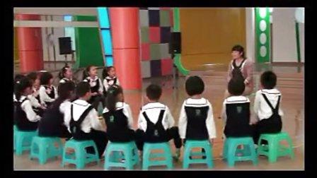 大班音乐《问候舞》幼儿园优质课视频
