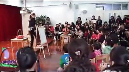 《可爱的蔬菜宝宝》幼儿园小班音乐公开课视频
