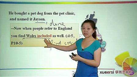 (1)语法:过去分词(二)作宾语补足语词汇必修5(Unit2)(2012高二英语同步强化班名师教学视频11讲)