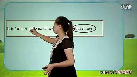 (2)语法 it用法(一)作形式主语形式宾语词汇选修6(Unit3)(2012高二英语同步强化班名师教学视频11讲)