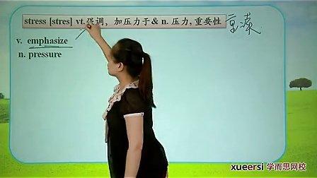 (4)语法 it用法(一)作形式主语形式宾语词汇选修6(Unit3)(2012高二英语同步强化班名师教学视频11讲)