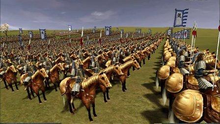 游戏回忆录《三国全面战争》