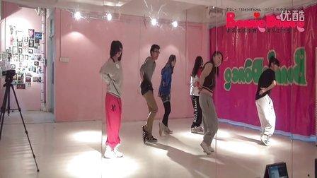 BonnieDance Spica.I'll Be There南昌宝妮街舞MV成品舞.舞