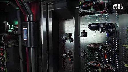 WowWee 红外感应激光枪 射击对战枪玩具 CS电子感应 圣诞节送男生