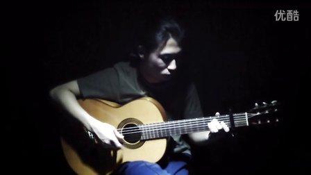 李白民谣吉他谱简单版