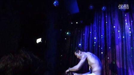 基情四射 泰國曼谷High-So Club Castro RCA 大胸男模走秀(下)