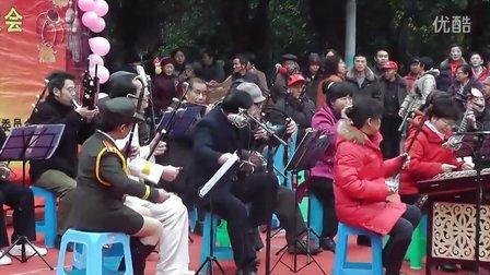 民乐合奏【幸福年】视频