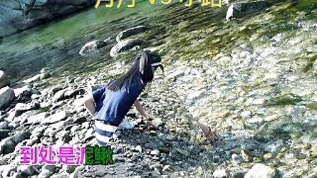 捉泥鳅图片