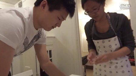 怎么包饺子的步骤图解 视频