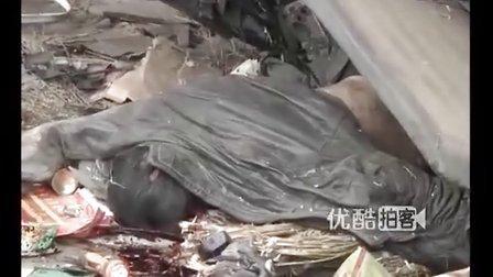 【拍客】直击青海车祸惨烈现场目击者讲述惊魂瞬间