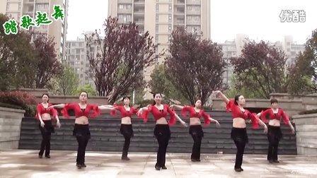 茉莉广场舞《春天蝴蝶飞》原创编舞