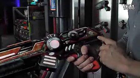 WowWee 红外感应激光枪 射击对战枪玩具 CS电子感应 圣诞节送