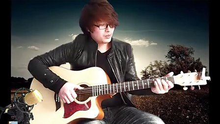 果木吉他教学 右手正确手型