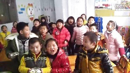 苏州善德幼儿园西瓜班祝韩京伦小朋友生日快乐!