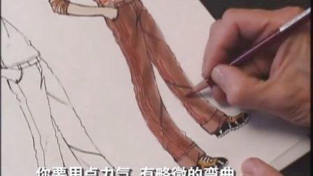 时装画技法入门视频_美国时装画技法教程 - 专辑 - 优酷视频