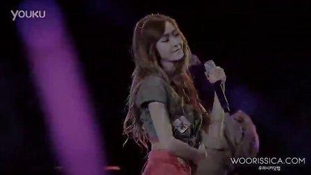 韩国少女时代 Jessica -Dancing Queen 130119