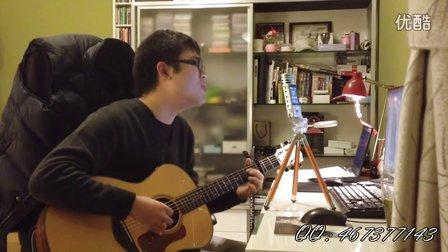 李霖Gary吉它弹唱 - 《慢慢》- 张学友