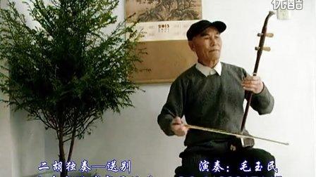 二胡【小曲好唱口难开】【送别】【小星星】等六首 演奏:毛玉民