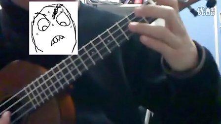 卡农 ukulele指弹