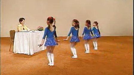 中国舞等级考试教材第四级(儿童课)图片