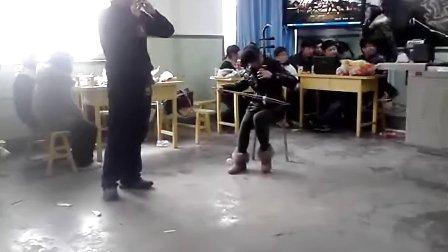 赛马 竹笛 笛子 二胡视频