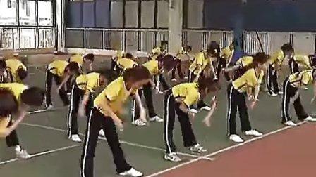 小学体育教学研讨课例选录