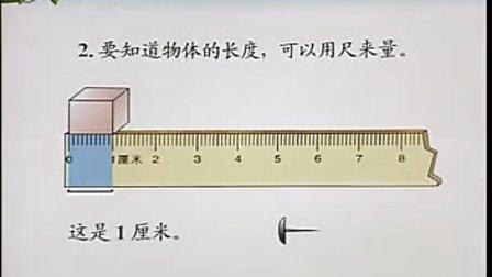 二年级测量长度工具手抄报视频