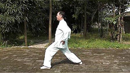 太极拳胯功练法_陈雄师傅讲解_转载太极初哥