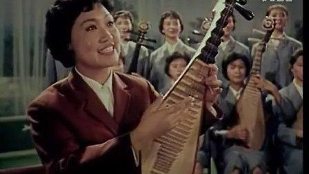 评弹  蝶恋花 余红仙  77年