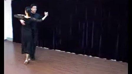 交谊舞方法步骤在家做舞步基础和饼干图片