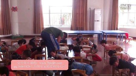 幼儿舞蹈早操律动教学视频大全-幼儿园春季亲子运动会