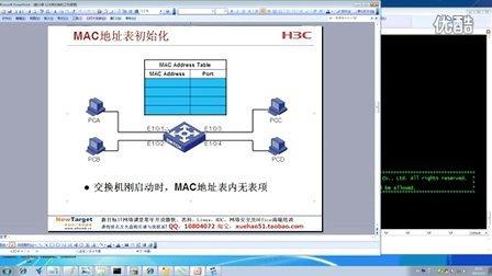 H3CNE第11章 以太網交換機工作原理