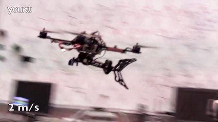 直升飞机自动夹取器