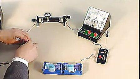 初中物理电动玩具车简单电路图