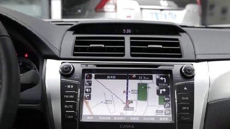 12款丰田凯美瑞dvd导航