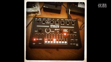 Acidlab Bassline 3 Sound Test