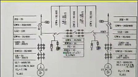 电气一次5《电气主接线与厂用电接线》