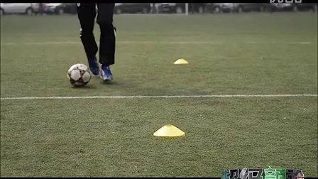 足球球感训练