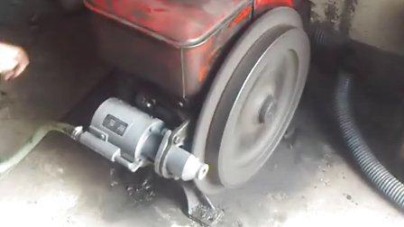 柴油机气压启动马达