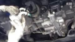 雪铁龙C5循环换变速箱油视频