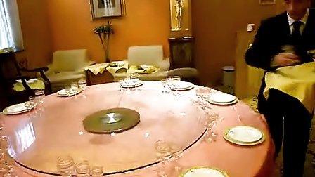 中餐摆台 - 专辑 - 优酷视频图片