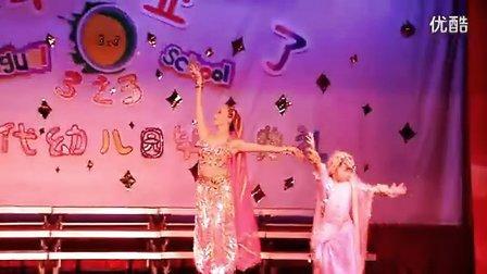 天竺少女--母女亲子舞蹈
