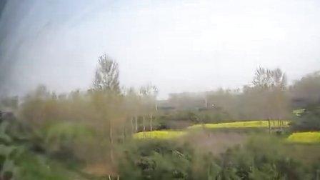 乘L8402次列车去扬州1(宁启线小运转)