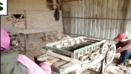 临沂盛华机械制造有限公司 锯边机与细木工板