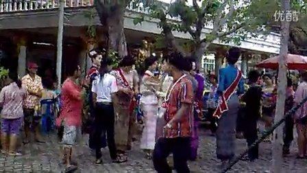泰国美女(和尚和美女)