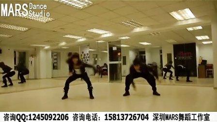 深圳爵士舞培训深圳MARS舞蹈工作室 袋袋导师 明
