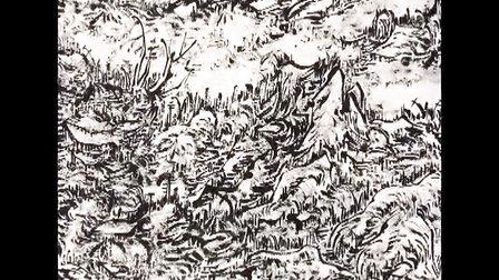 大道至簡  無勝焦墨——畫家初中海(環球旅游頻道 《畫中話》)