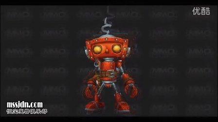 卖超萌对战宠物坏蛋机器人-魔兽世界5.3工程学新增,魔兽世界代练